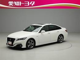 トヨタ クラウンロイヤル クラウン HV 2.5 RS