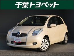 トヨタ ヴィッツ 1.3 I'll CD ETC ワンオーナー