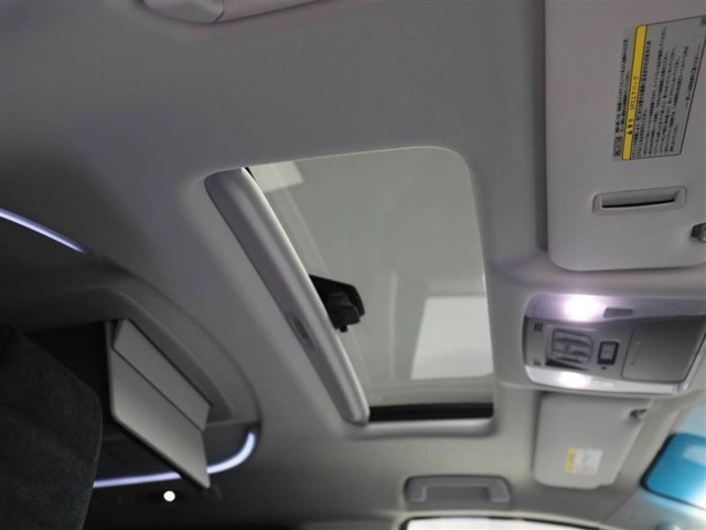 空からの光を取り込み、明るく開放的な室内空間を実現してくれるムーンルーフ付きです。