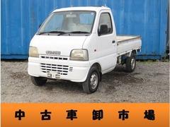 スズキ キャリイ の中古車 660 KA 3方開 4WD 千葉県白井市 0.1万円