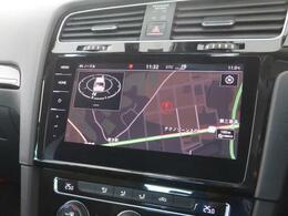 """純正""""Discover Pro""""9.2インチの大画面でナビ、車両を総合的に管理するインフォテイメントシステムです。"""