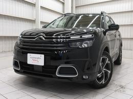 シトロエン C5エアクロスSUV シャイン 新車保証CarPlay障害物センサBカメACC