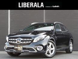 メルセデス・ベンツ GLAクラス GLA220 4マチック 4WD ARTICOレザーシート レーダーセーフティP