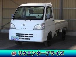 ダイハツ ハイゼットトラック 660 農用スペシャル 3方開 4WD 新品タイヤ/4WD/エアコン/パワステ/5速MT