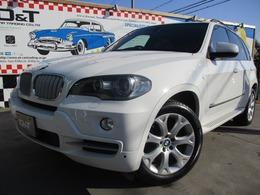 BMW X5 3.0si 4WD 電動Bアクチュエーター交換 エアサス交換