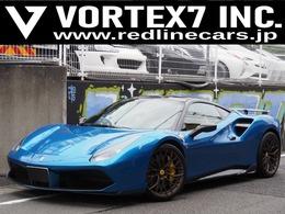 フェラーリ 488GTB F1 DCT カーボンボディキット&インテリア