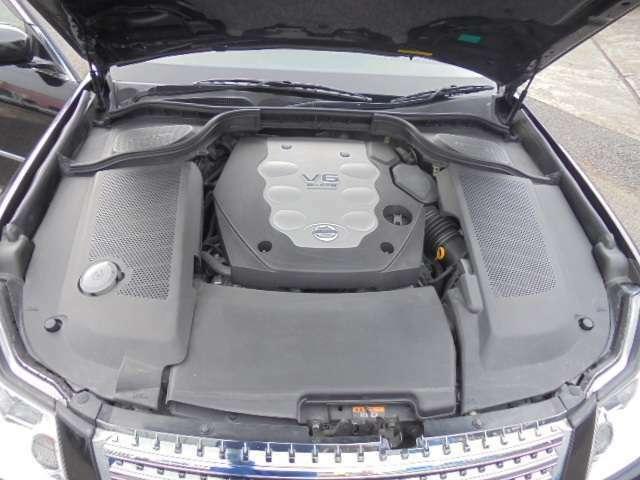 排気量は3,500ccでカタログ値参考280PSです。