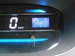 走行距離25491キロです