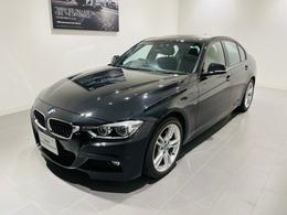 BMW 3シリーズ 320d Mスポーツ 認定中古車ACC衝突安全装置