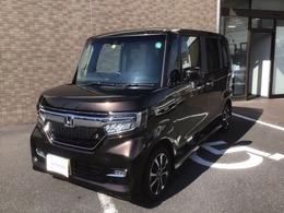 ホンダ N-BOX カスタム 660 G EX ホンダセンシング 衝突軽減B Mナビ