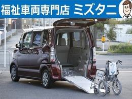 ホンダ N-BOX+ 660 G 車いす仕様車 ワンセグナビ スマートキー 専用リモコン