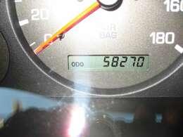 走行もまだ58300キロ