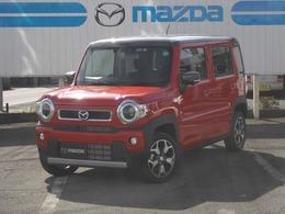マツダ フレアクロスオーバー 660 ハイブリッド XS 4WD 全方位カメラ・4WD