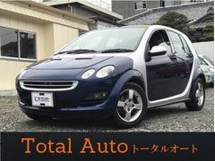 スマート フォーフォー の中古車 1.3 パッション 静岡県富士市 15.5万円