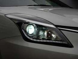 LEDヘッドライトです^^