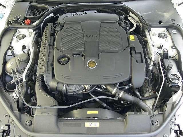 3500ccのエンジンはパワフルな走りを堪能できます