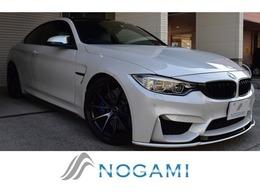 BMW M4クーペ M DCT ドライブロジック カーボンルーフ カスタムカー フルエアロ