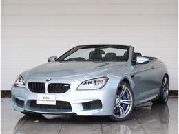 BMW M6 カブリオレ 4.4 ソフトクローズ HUD 20AW HiFiシステム
