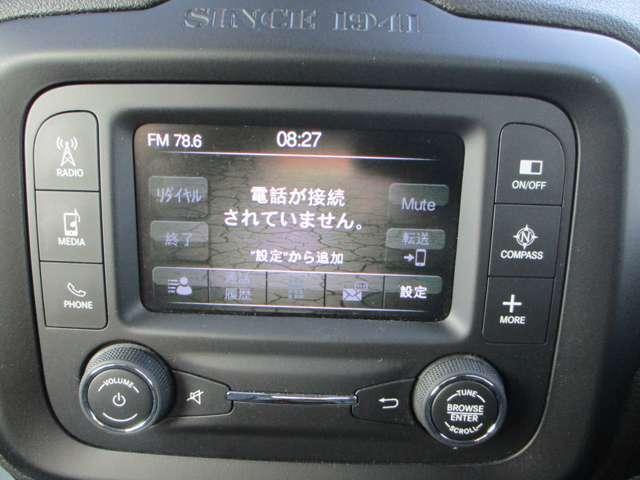 5インチタッチパネルモニター/Bluetoothストリーミングオーディオ!!