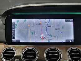 【12.3インチのワイドディスプレイ】運転に必要な情報を表示するディスプレイは高精細で、とっても大きいワイドディスプレイ!