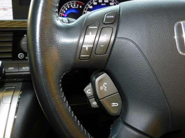 オーディオコントロール、音声認識機能、ハンズフリー