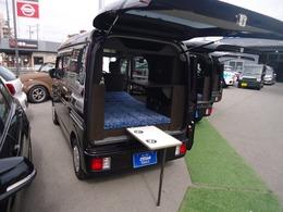 スズキ エブリイ 660 ジョイン ハイルーフ 5AGS車 軽キャン展示車100V電源ナビETCドラレコ