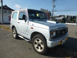 スズキ ジムニー 660 ワイルドウインド 4WD 4WD・サイドステップ