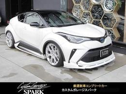 トヨタ C-HR ハイブリッド 1.8 G Tコネナビ 車高調 20アルミ 温熱シート