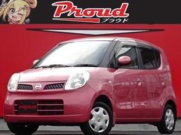 日産 モコ 660 E /禁煙車/社外ナビ/HLレベライザー/ABS/PW