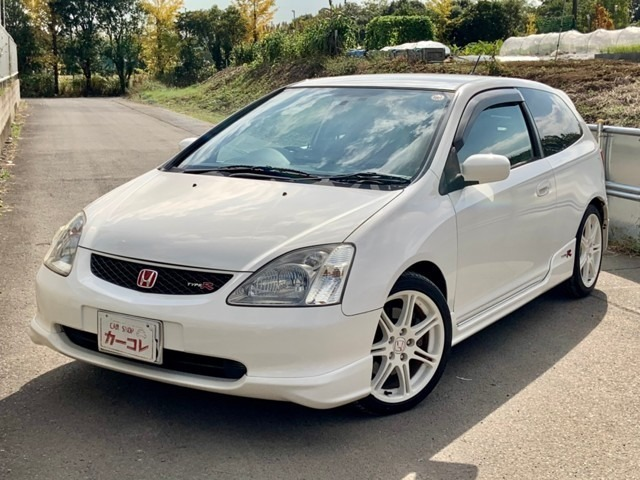 平成14年式 ホンダ シビック タイプR 入庫しました。 株式会社カーコレは【Total Car Life Support】をご提供してまいります。http://www.carkore.jp/