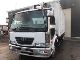 UDトラックス コンドル 2.15t積低温冷蔵冷凍車-30℃格納ゲート