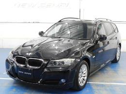 BMW 3シリーズツーリング 320i ハイラインPKG/黒本革/サンルーフ/ナビTV