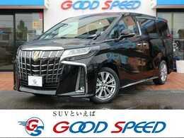 トヨタ アルファード 2.5 S タイプゴールド 新車未登録 両側電動 Dオーディオ LED SR