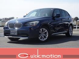 BMW X1 xドライブ 25i ハイラインパッケージ 4WD・ナビ・本革・サンルーフ・記録簿