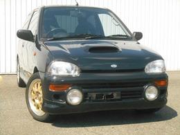 スバル ヴィヴィオ 660 RX-R 4WD レカロシート/マフラー/タイベル交換済み