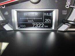 H31/12/20走行距離66.800キロ時にメーター交換(記録簿あり)現在ODO 7.318キロです。