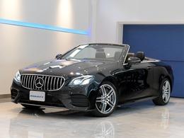 メルセデス・ベンツ Eクラスカブリオレ E400 4マチック スポーツ 4WD Burmester 黒赤革 ダークレッド幌