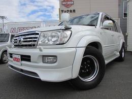 トヨタ ランドクルーザー100 4.7 VXリミテッド 4WD 5速AT 後期LOOK サンルーフ 1NO登録