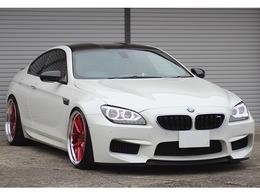 BMW M6 4.4 GNOSIS 21インチAW AirREXエアサスKIT