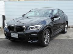BMW X4 の中古車 xドライブ30i Mスポーツ 4WD 愛知県長久手市 620.0万円
