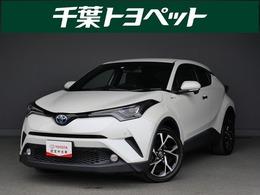トヨタ C-HR ハイブリッド 1.8 G LED エディション SDナビ フルセグ ETC