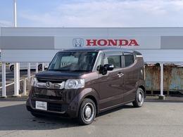 ホンダ N-BOXスラッシュ 660 G L インテリアカラーパッケージ ワンオーナー車 純正ナビ バックカメラ