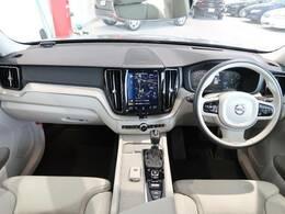 ボルボが誇るプレミアムSUV、XC60インスクリプションのご紹介です!人気のデニムブルーメタリックにブロンド(白)のシートがより一層の高級感を演出しております♪ぜひ一度ご自身の目でご確認下さい!