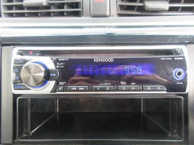 CD・AM/FMラジオ聴けます♪