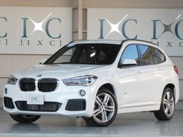 BMW X1 xドライブ 18d Mスポーツ 4WD インテリジェントS ACC  HDDナビ Bカメラ
