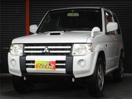 三菱 パジェロミニ 660 VR 4WD ターボ 走行距離無制限保証付