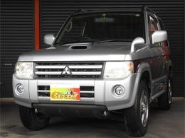 三菱 パジェロミニ 660 エクシード 4WD ターボ 走行距離無制限保証付