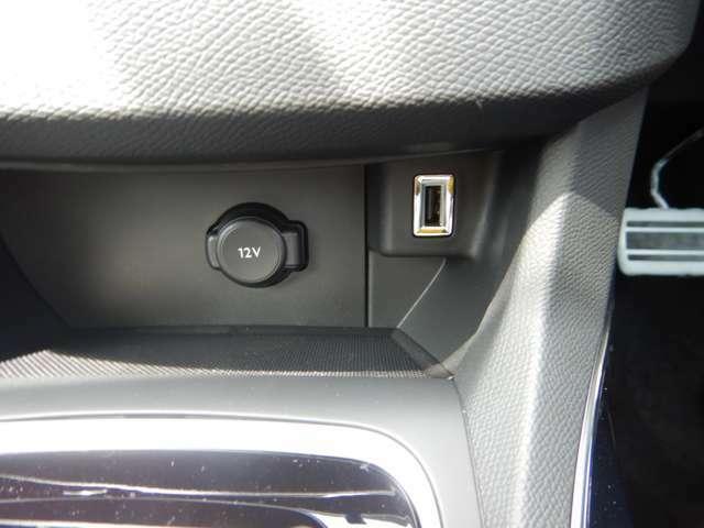 USBインターフェイス!