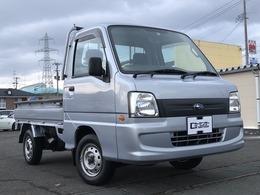 スバル サンバートラック 660 TC スーパーチャージャー 三方開 4WD 三方開 4WD 5速MT エアコン・パワステ