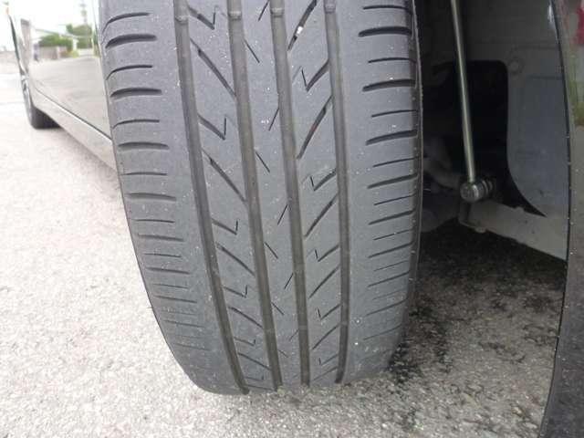●2019年製造タイヤ●タイヤ溝7分山程度